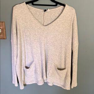 Grey BDG sweater!